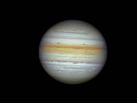 Jupiter vom 12.08.2021