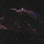 NGC 6960, Schleiernebel