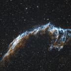 NGC 6992 - Die Knochenhand