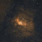 SH2-162 Bubble Nebula v1