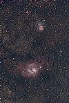 M8+M20 Widefield - 29.06.2019 von Christian63
