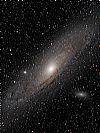 M31 L-RGB - 21.09.2019 von Samson