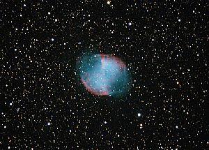großer Hantelnebel - 29.06.2019 von NGC_2024