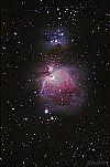 Orionnebel - 21.01.2017 von Astronomieastrofoto