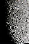 Mond - 04.04.2017 von Astronomieastrofoto