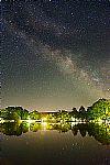 Sommermilchstraße - 26.05.2017 von Astronomieastrofoto