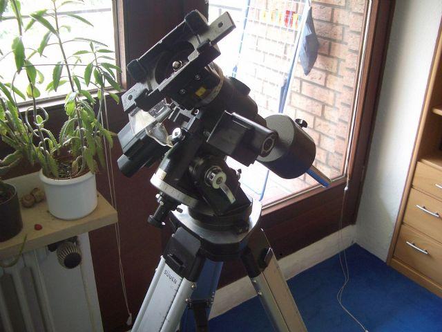 Astrotreff astronomie treffpunkt dachbodenfund: bresser