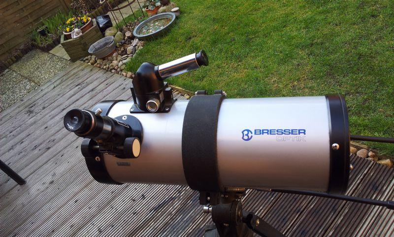 Bresser reflektor teleskop bresser optik spiegel teleskop