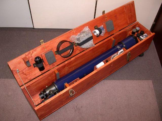 Astrotreff astronomie treffpunkt teleskop transport box kauf