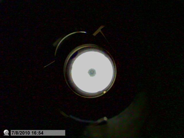 Astrotreff astronomie treffpunkt newton justage mit concenter