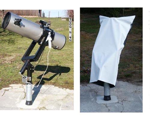 Astrotreff astronomie treffpunkt gartensternwarte bauen