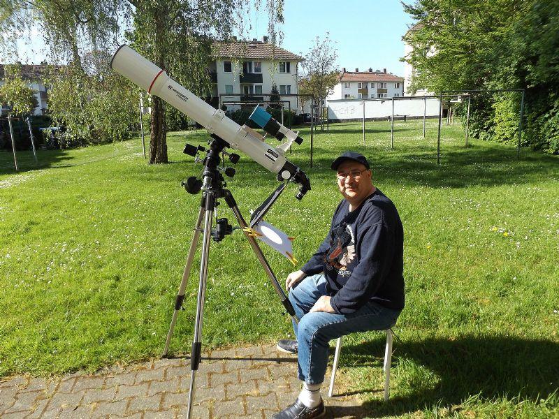 Astrotreff astronomie treffpunkt merkurtransit 9 5 2016