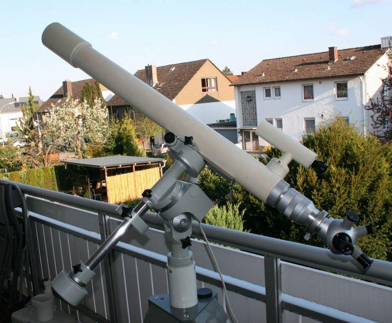 Astrotreff astronomie treffpunkt zeiss as