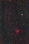 NGC 281 ohne Fi. b. LV - 05.01.2017 von hobbyknipser
