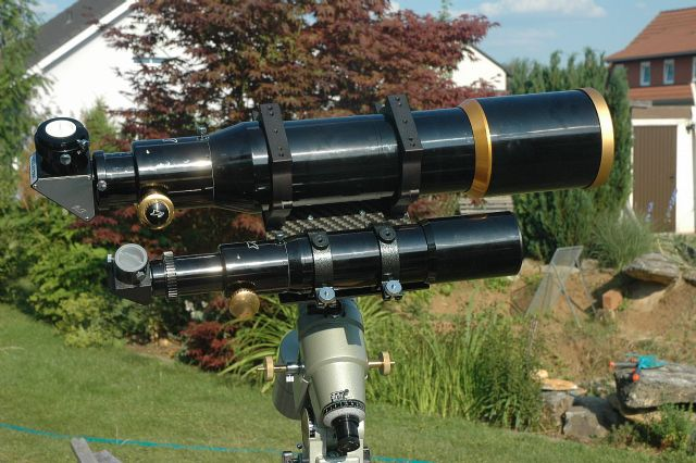 TS-Optics Rote LED Astrolampe Stirnlampe immer freie H/ände