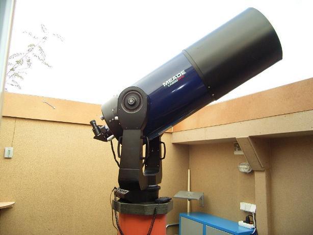 Astrotreff astronomie treffpunkt parallaktische montierung